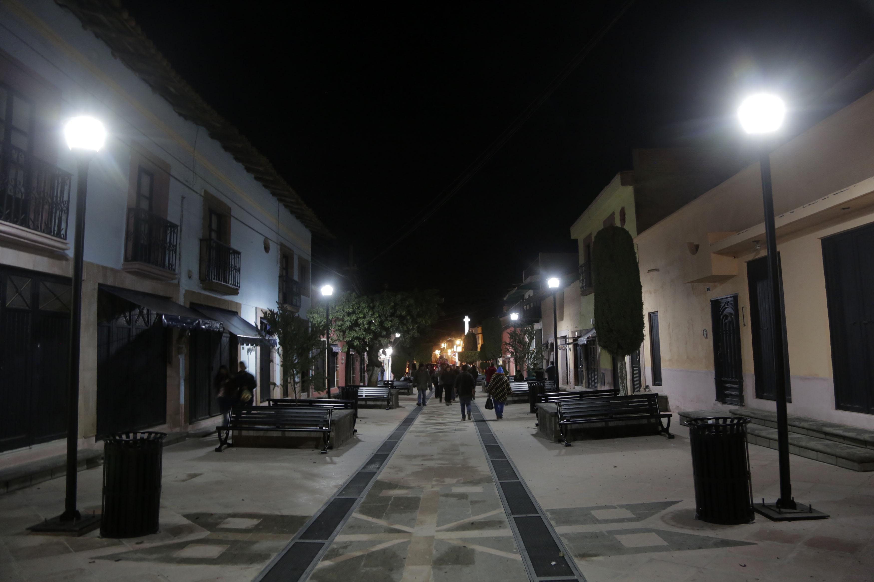 Invierten en regeneración urbana en Querétaro