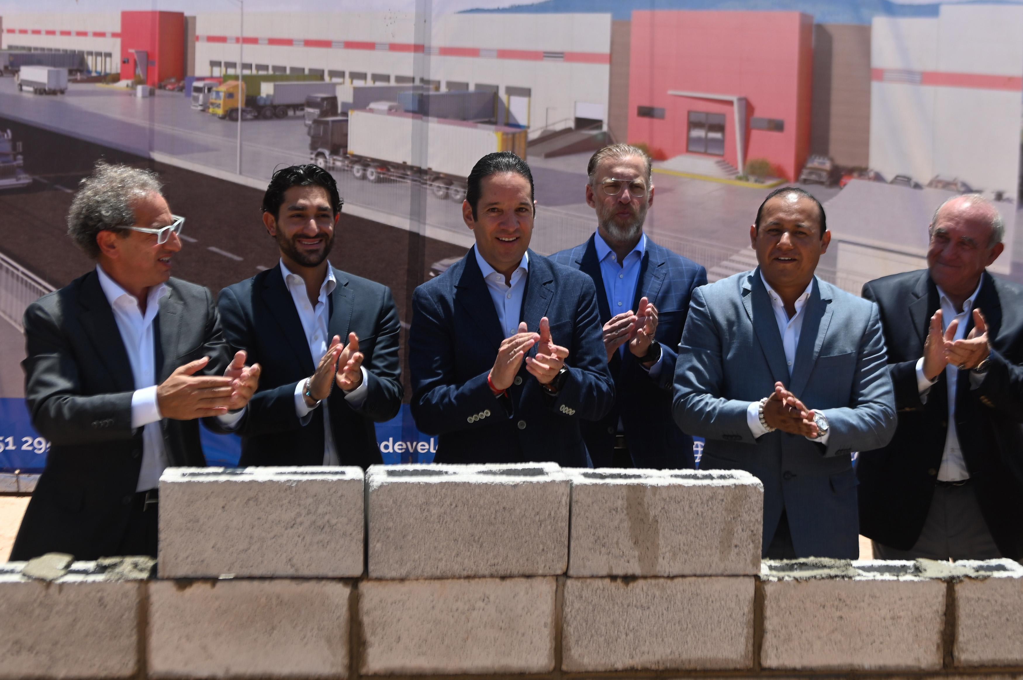 Inauguran Parque Industrial Aeropuerto en Colón