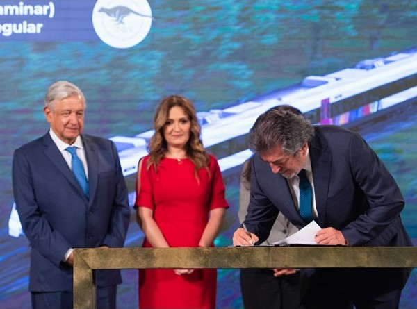 72% del material rodante del Tren Maya será hecho en México: Fonatur