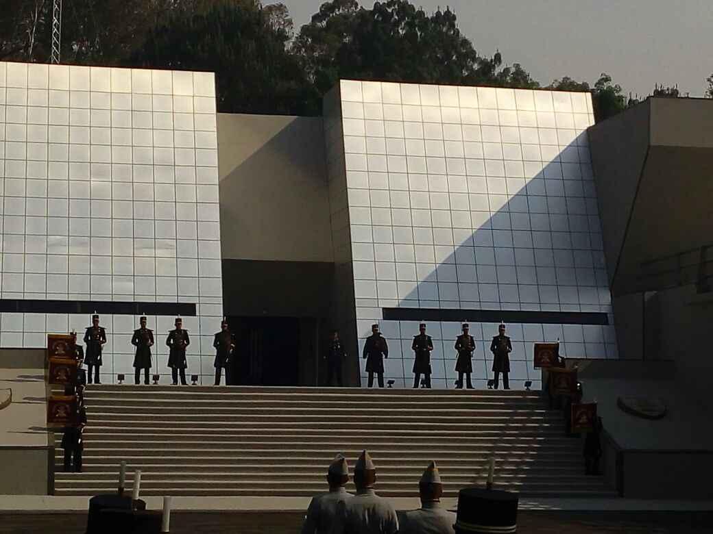 Museo Heroico Colegio Militar es inaugurado