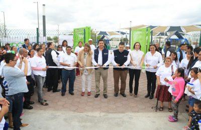Invierten 22 mdp para mejoramiento urbano en Reynosa