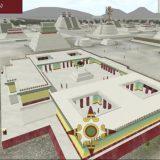 La UNAM recrea Tenochtitlán con ayuda de la tecnología digital