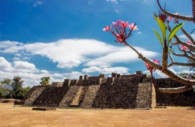 Descubren restos de un Templo en Teopanzolco, Morelos