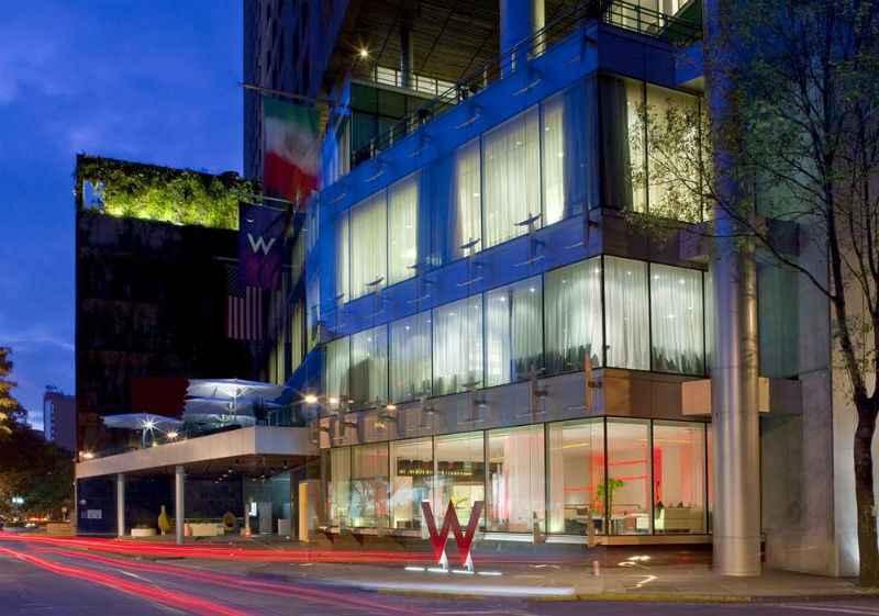 Anuncia hoteles w nuevos complejos en m xico portal for Arquitectura y diseno de hoteles