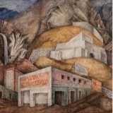 Rinden homenaje a Juan O'Gorman en la Casa de la Cultura de Azcapotzalco