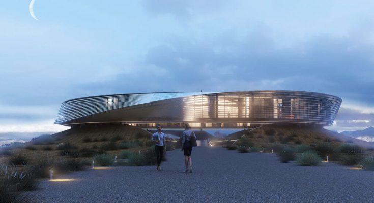 Diseño del C5i en Hidalgo integra la arquitectura con su entorno