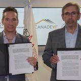 ABM y Canadevi quieren detonar la construcción de vivienda social - Gonzalo Méndez - Daniel Becker