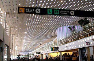 Arranca la construcción para ampliar la terminal 2 del AICM