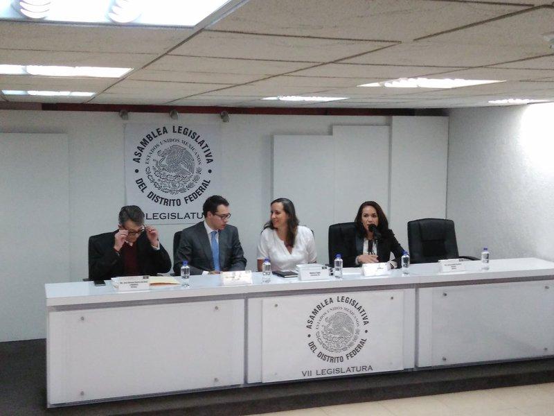 Buscarán reformar Ley de Reconstrucción en CDMX