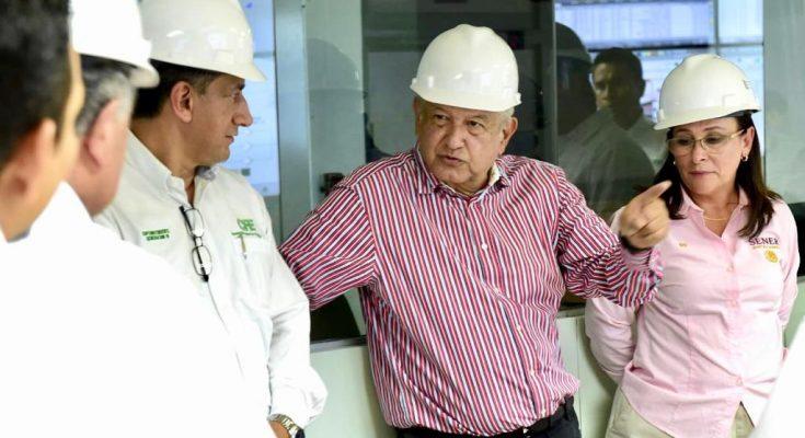 Procurar la CFE no es monopolio: Andrés Manuel López Obrador