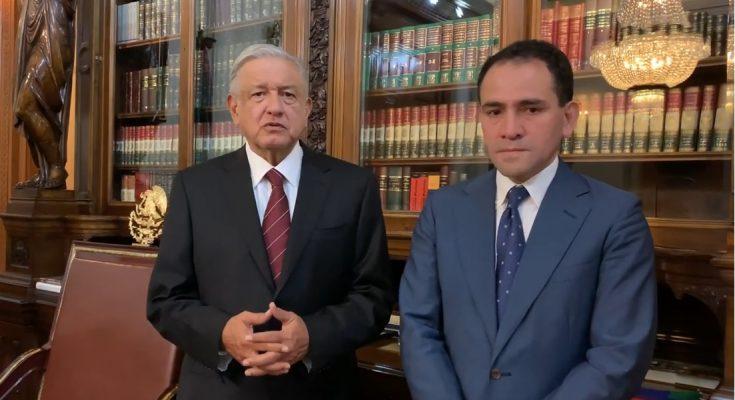 Arturo Herrera, nuevo titular de Hacienda