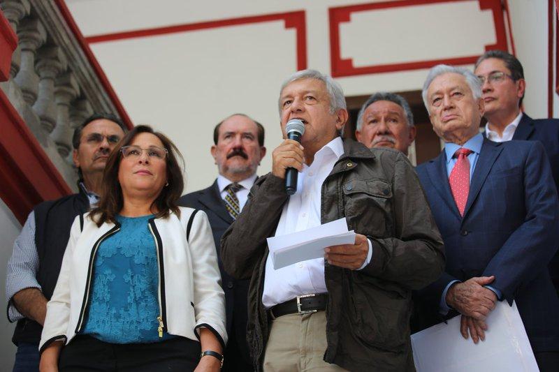 Barlett y Romero, al frente de CFE y Pemex