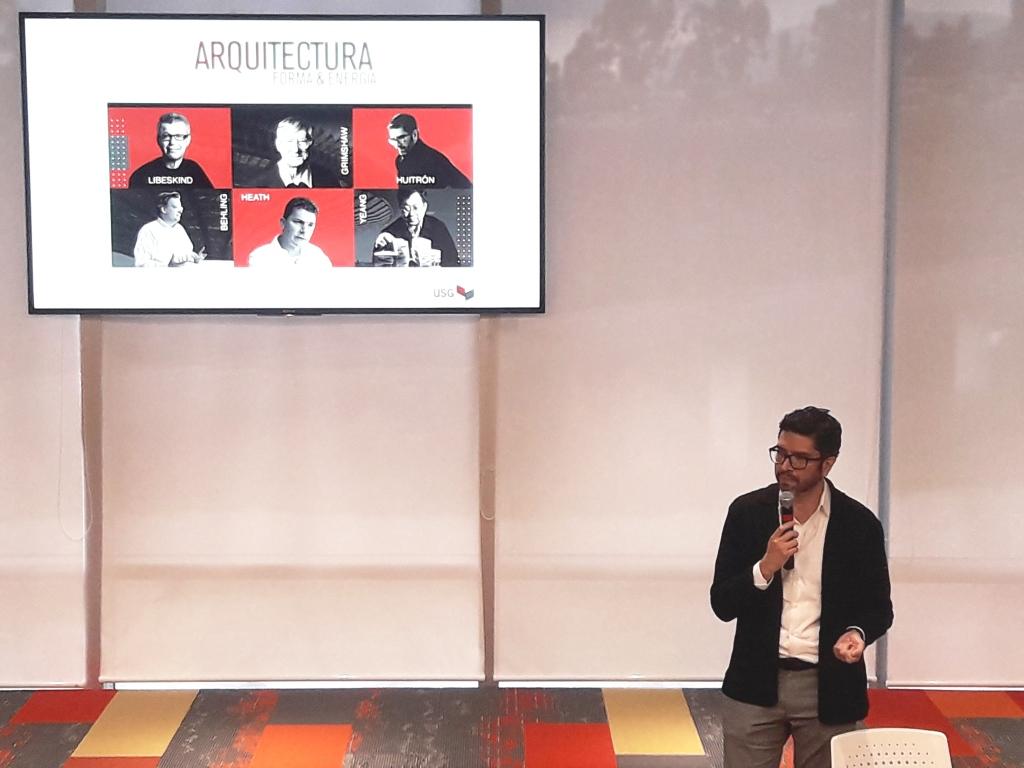 Presentan serie basada en arquitectura sustentable