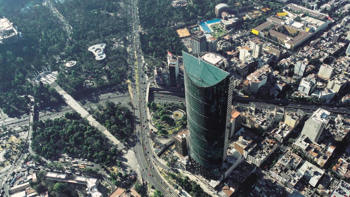Torre Mayor levanta ingresos de Fibra Uno