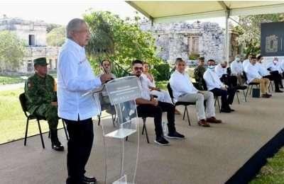 Acuerda Gobierno Federal Ordenamiento Territorial del Sureste del país