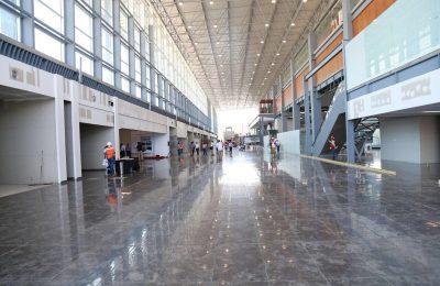 GRE supervisa nuevo aeropuerto de Acapulco