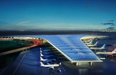 Aeropuerto Internacional de Kuwait contará con diseño único
