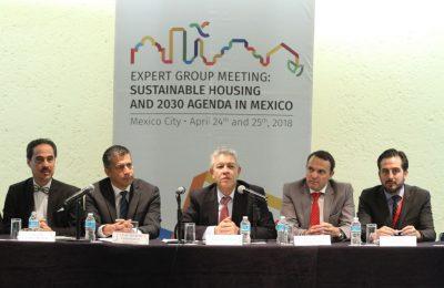 Desarrollo Sostenible 2030: objetivo de la Sedatu