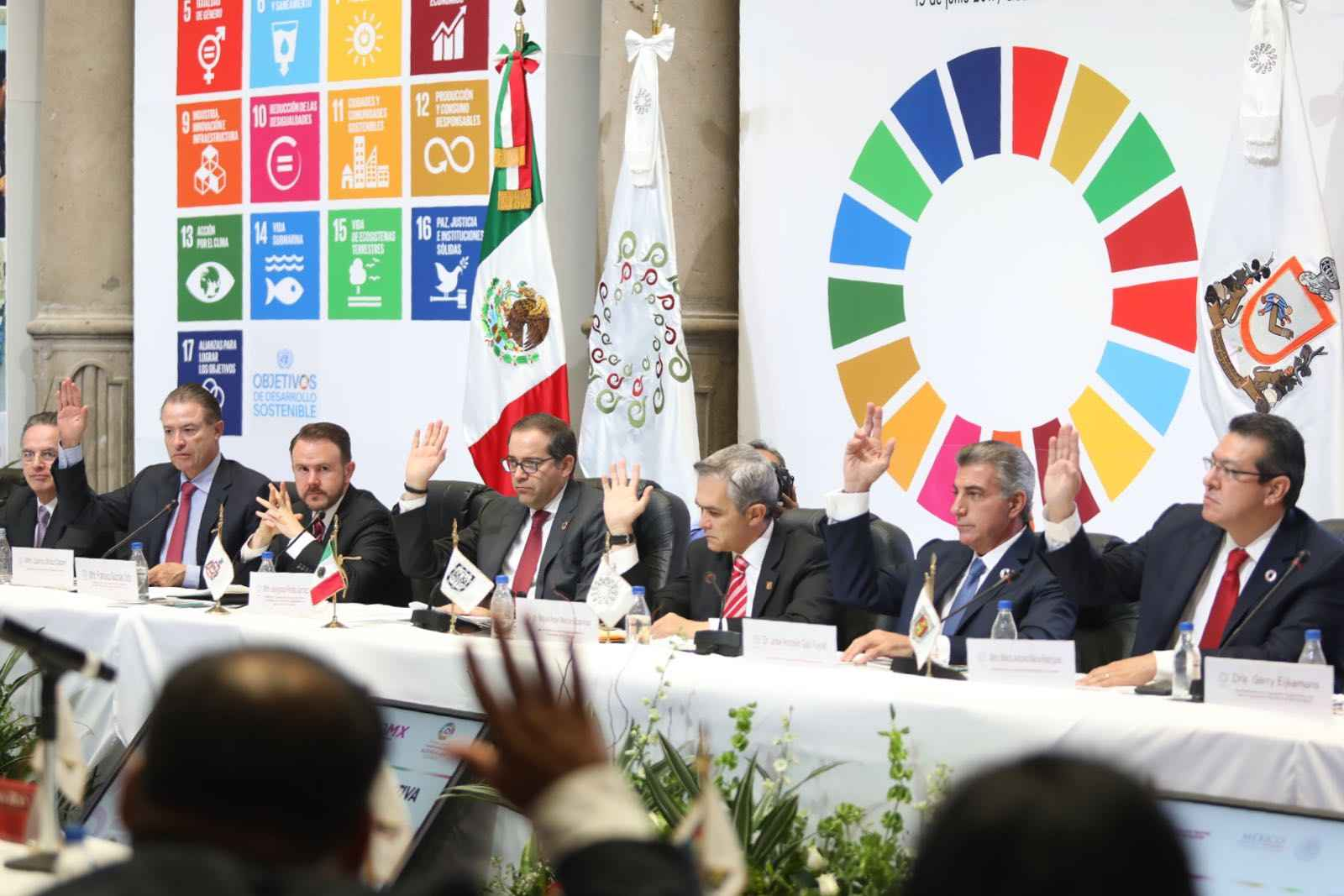 CONAGO asigna comisión para cumplimiento de Agenda 2030