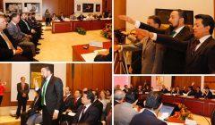 Agustín Rodríguez rinde protesta como Vocal Ejecutivo de Fovissste