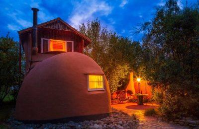 Airbnb convoca a participar en concurso para construir viviendas inusuales