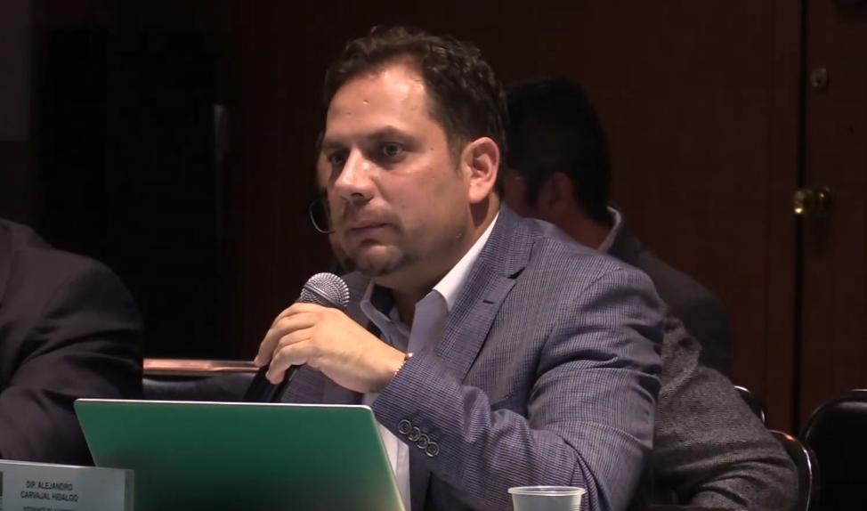 Alejandro Carvajal-Diputados-1