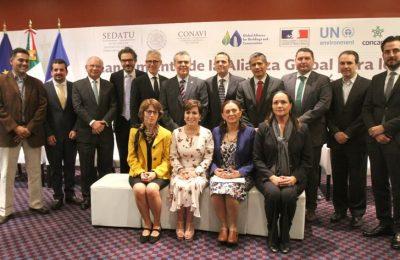 Se suma sector vivienda a Alianza para combatir cambio climático