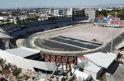 Alistan reapertura del Estadio Olímpico Alameda, en Querétaro