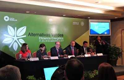 Confirman Foro Alternativas Verdes en Morelos
