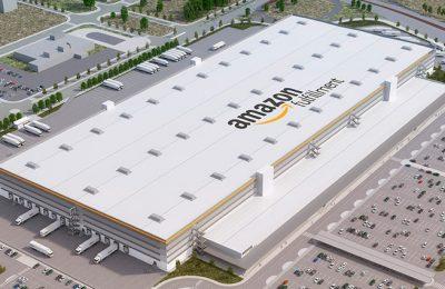 Amazon inaugura nuevo centro de distribución en México