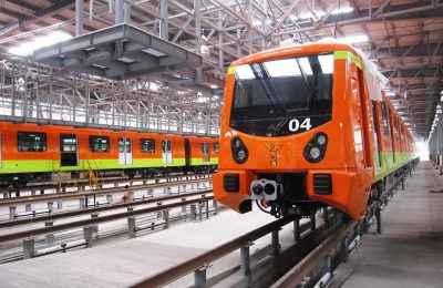 Ampliación de la Línea 12 del Metro presenta avance de 21%