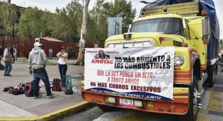 Analizan Segob, SCT y Guardia Nacional peticiones de transportistas