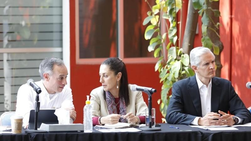 Ante Covid-19, se instala Comité Metropolitano de Salud