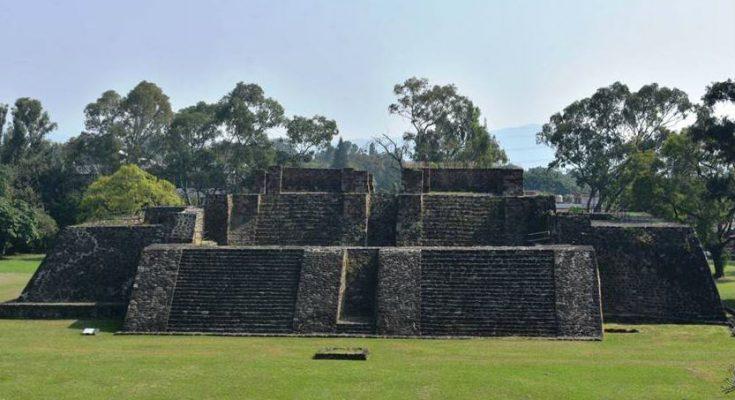 Ante restauración, Zona Arqueológica de Teopanzolco reabre parcialmente