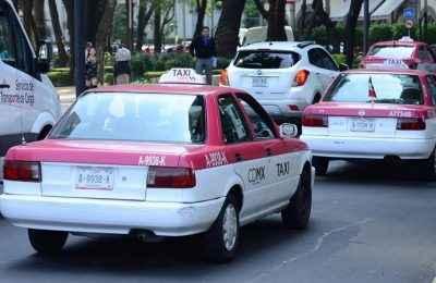 Anuncia Semovi realización de la Feria del Taxi de forma virtual