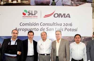 Anuncian construcción de nueva terminal en aeropuerto de SLP