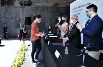 Anuncian ganadores del Premio Francisco de la Maza