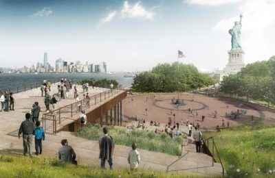 Anuncian nuevo Museo de la Estatua de la Libertad
