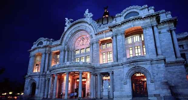 El arquitecto Rubén Rocha dictará conferencia en el Palacio de Bellas Artes