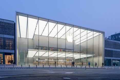 Foster partners concluye dise o de tienda apple en china for Inmobiliaria 5th avenue el medano