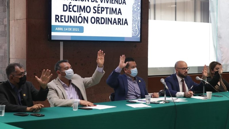 Aprueban Diputados nuevas reformas a la Ley del Infonavit