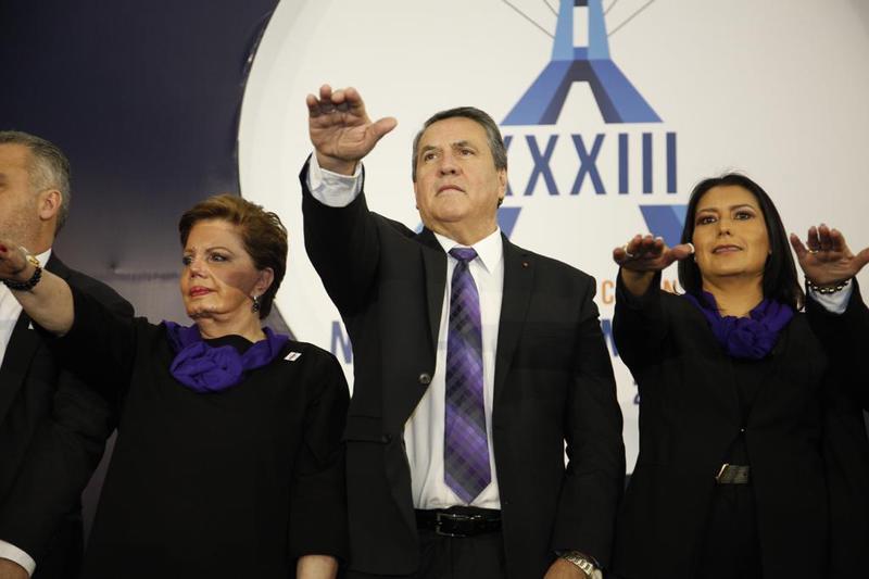 Eligen a Armando Prado como nuevo presidente de los notarios