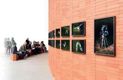 Arquine alista sesión en torno al papel de la arquitectura como elemento expositivo