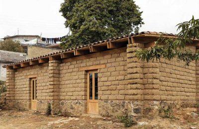 Arquitectos de la UNAM reconstruyen casas en Morelos