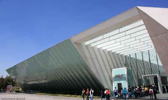 Exponen Muestra Fotogr Fica De Arquitectura Mexicana En El
