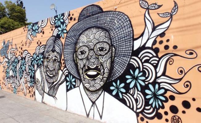 Arte urbano, protector en zonas con marginación económica y cultural