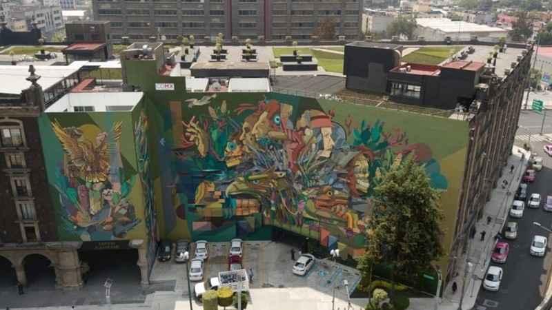 Artistas urbanos llenarán de color los muros de la CDMX
