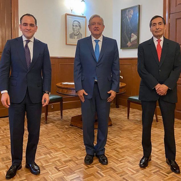 Arturo Herrera dejará Hacienda y será propuesto para Banxico-AMLO