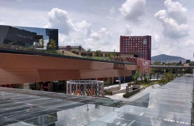Reabren Plaza Artz Pedregal al público