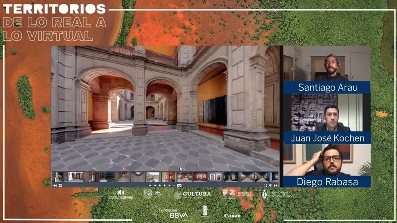 Así fue el proceso para crear la muestra Territorios, de Santiago Arau